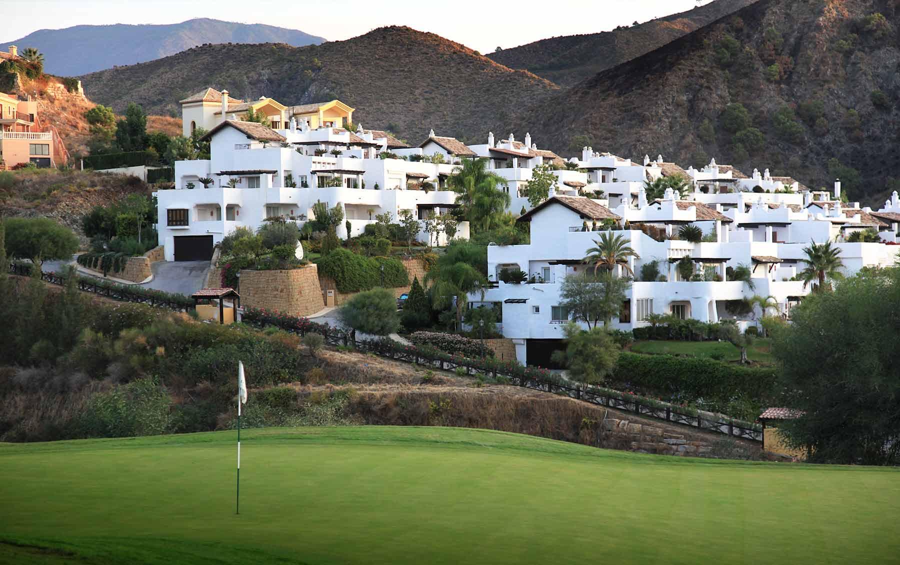 Complejo Residencial Marbella