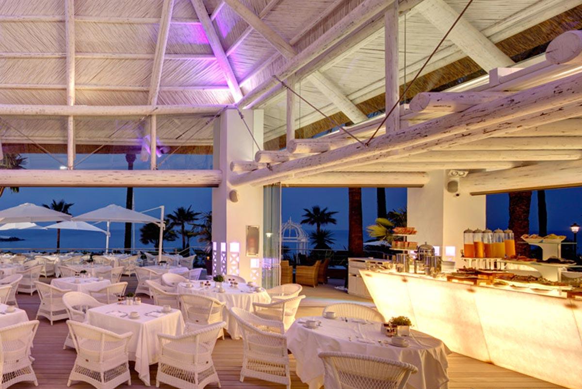 Sea Grill Hotel Puente Romano