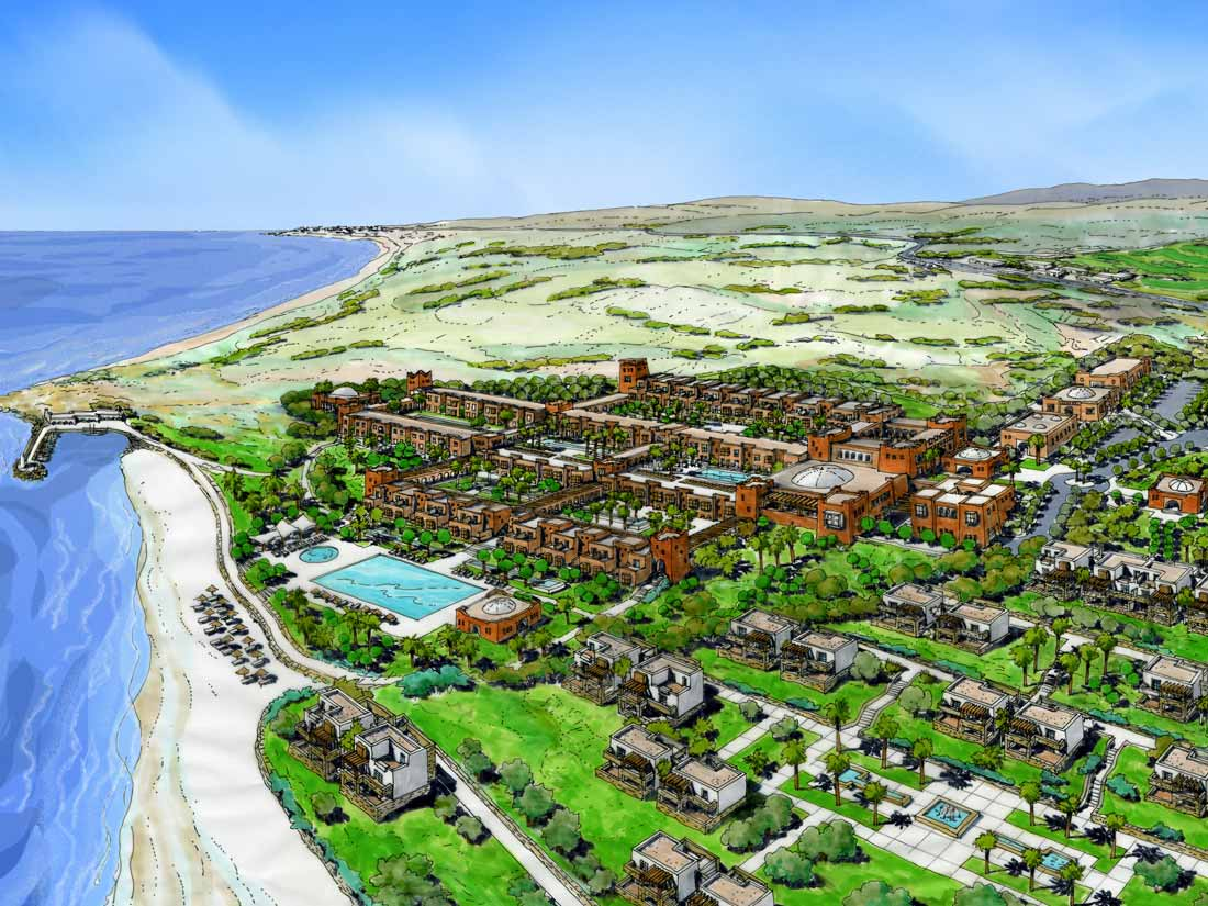 Master Plan Sidi Kauki- Marruecos