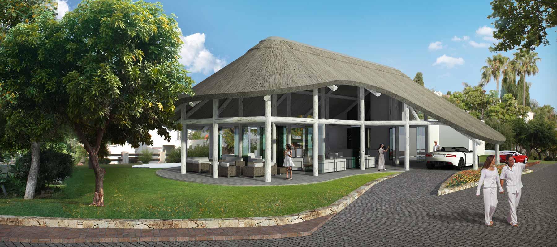 Nueva Recepción Hotel Puente Romano